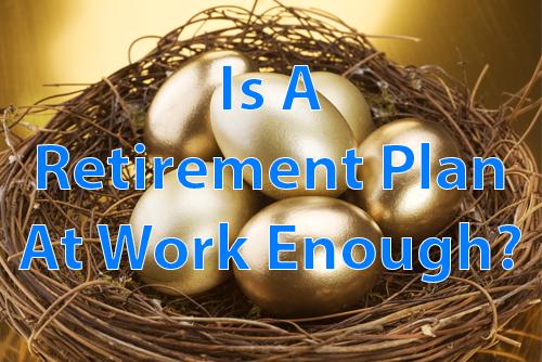 Retirement Plan at Work