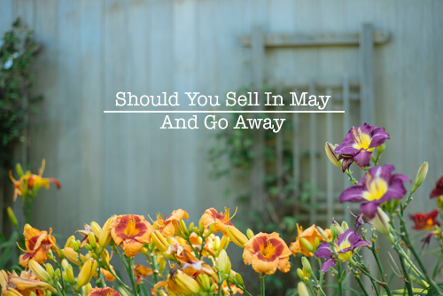 should you sell in may